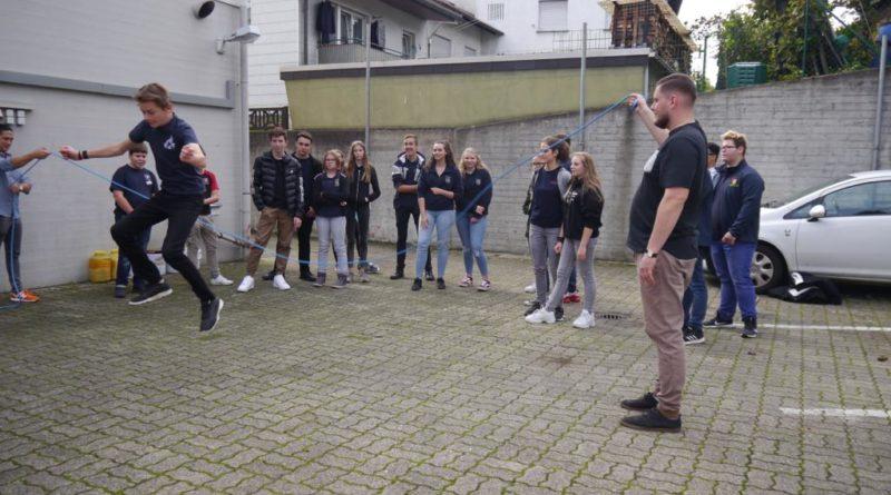 Treffen der Jugendsprecher